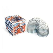 Retro Slinky Spring   Lazy Toy Toys Metal Steel Springy Springs Slinkie Vintage