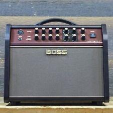 """Boss Acoustic Singer Live LT 60W Bi-Amp 1x6.5"""" Acoustic Guitar Combo Amplifier"""