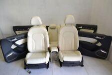 Original Audi RS Q3 8U Sitzausstattung Leder Sitze Türverkleidung Mittelarmlehne