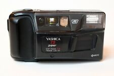 Yashica T3 Super 35mm Camera with Zeiss Tessar 35mm 2.8 lens - tested, working