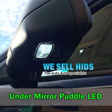 Landrover Vogue L322 Range Rover Sport Puddle mirror led white rover disco 8 SMD