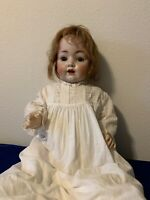 Antique Konig & Wernicke Character Baby Doll German Bisque 99/12 21""