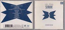 Simone - Sob Medida  (CD, Dec-2002, Som Livre)