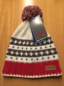 ARECO SPORTS Hat, Bobble Hat,Pompom Hat, Art. 7175