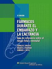 Fármacos durante el embarazo y la lactancia: Guía de referencia sobre el riesgo