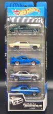 Hot Wheels 2020 Fast & Furious 5 Pack - Nissan Skyline GTR R34 / Porsche 911