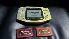 Pokemon Center New York Gold Gameboy Advance