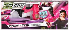 SERIE X Shot rosa-ANGOLO Fire-ARCO E FRECCE Blaster ** GRANDE REGALO **