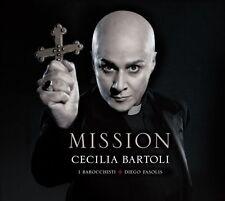 Mission (Limited Deluxe Edition) von Bartoli,Cecilia