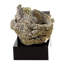 Pyrite pseudo after Pyrrhotite. 1250.3 cts. Santa Eulalia District, Mexique Rare