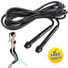 Skipping Rope Nylon Adjustable Jump Boxing Fitness Speed Training