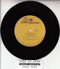 """DEAN MARTIN  Come On Down 7"""" 45 rpm vinyl record + juke box title strip NEW"""