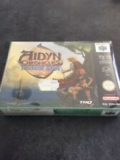 *AUS SELLER* nintendo 64 AIDYN CHRONICLES THE FIRST MAGE n64 (1)