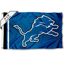 Detroit Lions Big 4x6 Foot Flag