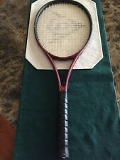 """Dunlop Graphite/Ceramic Tennis Racket/ 4 3/8 """" Used In Good Condition."""