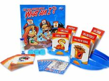 What Am I? The Quick Question Game Guessing Games with 74 Cards, 6 Headbands