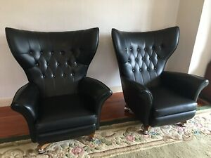 2X G-Plan 62 'Blofeld' swivel chair, iconic lounge armchair great condition
