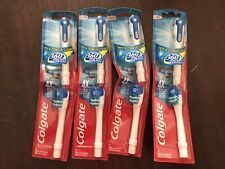 4 Packs Of 2 Colgate 360° WHOLE MOUTH CLEAN Toothbrush REPLACEMENT HEADS SOFT