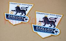 F.A. Premier League Gold Soccer Patch / Badge 2003-2004 Arsenal Jersey