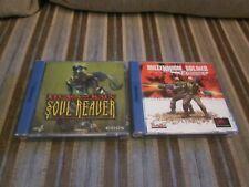 Millennium Soldier Expendable und Legacy of Kain Soul Reaver Sega Dreamcast Spie