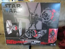 NIB Star Wars - The Black Series First Order Special Forces TIE Fighter- Massive
