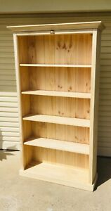 Manufacture Direct Bookcases/ Display Cabinet