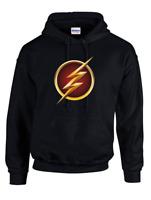 The FLASH Hoodie DC Comics Superhero Causal Wear Hooded Jumper
