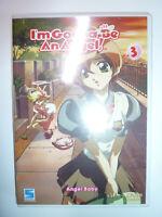 I'm Gonna Be An Angel Volume 3 DVD anime magical girl parody series NEW! RARE!
