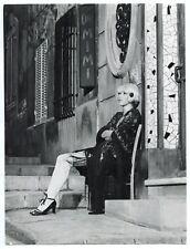 Pierre Manciet - Mireille Darc - Prostitution - Borsalino 1970 - Tirage d'époque