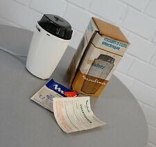 elektrische Moulinex MCU1G Tisch Kaffeemühle Coffee Grinder Vintage 60's in OVP