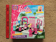 New Mega Blocks Barbie Build 'n Style Fashion Boutique  Age 4+ 80225 Great Gift