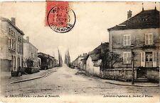 CPA Brousseval - La Route de Joinville (368163)