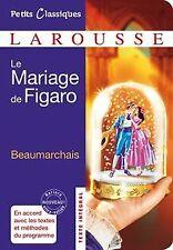 Le mariage de Figaro de Caron de Beaumarchais, Pierre-Augu... | Livre | état bon