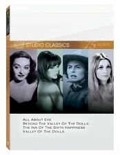 Classic Quad Set 9 Dvd Valley of the Dolls All/Beyond the Valley of the Dolls
