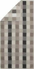 Cawö 770 Handtuch oder Duschtuch Karo Check platin