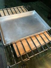 AGA Cooker Aluminum Pan, Tray, Baking, Cooking, Fits AGA Oven Rack in 1/2 Size