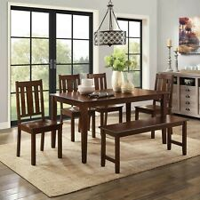 Dining Room Furniture Set Kitchen Tables And Chairs Contemporary Wood Table Sets