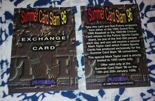 1995 Season Australia National Cricket Trading Cards