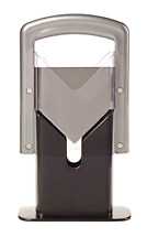 New Hoan Bagel Guillotine Slicer Cooking Gadgets Garden Patio Kitchen Dining Bar