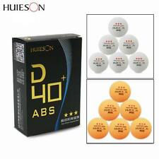 3 Star D40+mm New Material ABS Table Tennis Ping Pong Ball Training Balls