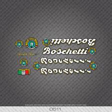 0511 Boschetti Rino Bicycle Stickers - Decals - Transfers
