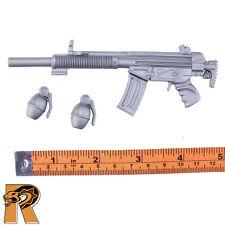 Red Beret Commando - MP5 Assault Rifle & Grenades - 1/6 Scale - GI JOE Figures