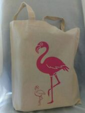 Adult baby Flamingo Tote Bag ideal birthday / Christmas gift