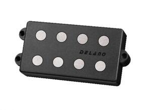 Delano MC 4 FE dual coil bass humbucker
