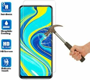 For For Xiaomi Redmi K40 Pro Plus 9H Clear Tempered Glass Screen Protector Film