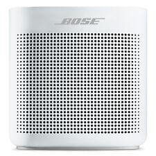 Bose SoundLink SLCLRBT2BK Water-Resistant Bluetooth Speaker II - White