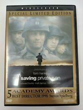 Saving Private Ryan (Dvd, 1999, Special Limited Edition) Widescreen Tom Hanks