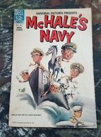 MCHALE'S NAVY 1964 DELL MOVIE CLASSIC Comic Book CS
