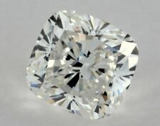 6.50mm CUSHION MODIFIED VVS FIERY NEAR WHITE SPARKLING LOOK LOOSE MOISSANITE