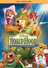Robin Hood (DVD, 2013, 40th Anniversary Edition) + Digital Copy DISNEY DVD NEW